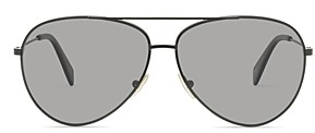 Celine Unisex Polarized Aviator Sunglasses, 61mm
