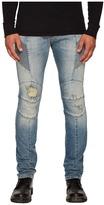 Pierre Balmain Biker Jeans Men's Jeans
