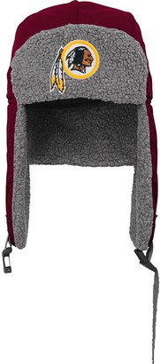 Redskins Outerstuff Youth Burgundy Washington Winter Trooper Knit Hat