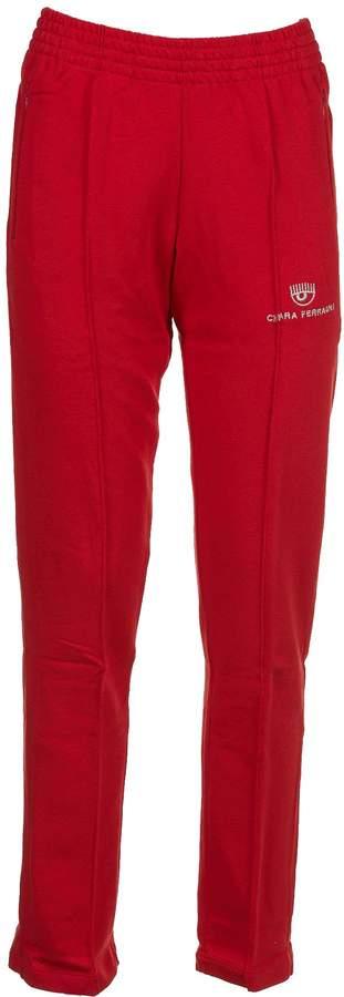 Chiara Ferragni Casual Summer Trousers
