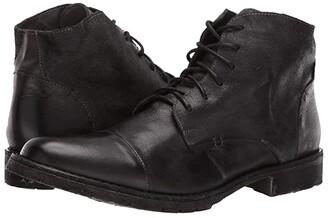 Bed Stu Dreck (Black Dip-Dye) Men's Shoes