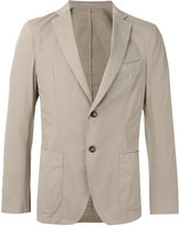 Officine Generale two button blazer - men - Cotton/Polyester - 50