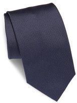 Brioni Speckled Silk Tie
