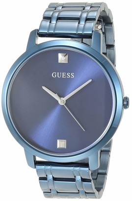 GUESS Women's Analog Quartz Watch with Stainless Steel Strap
