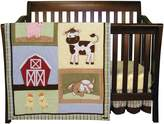 Trend Lab 3 Piece Crib Bedding Set