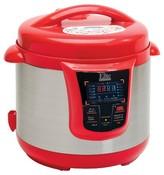 Elite Platinum 8 Qt. Electric Pressure Cooker - Red