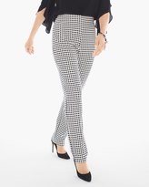 Chico's Juliet Dot-Print Ankle Pants