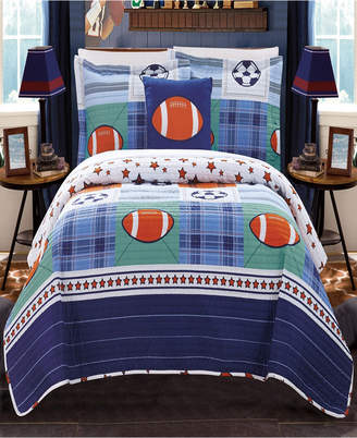 Chic Home Vintage 3 Piece Twin Quilt Set