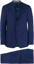 Etro dinner suit - men - Silk/Wool - 54