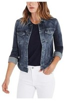 AG Jeans Women's Robyn Denim Jacket In Blue Cove.