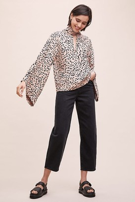 MUNTHE Execption Printed Blouse