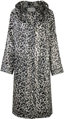 Proenza Schouler White Label PSWL XL Notebook Raincoat