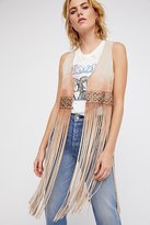 Free People Glam Rock Vest