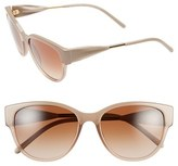 Burberry 'Trench Knot' 56mm Sunglasses