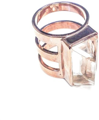 Paige Novick Three Bar Pyramid Ring