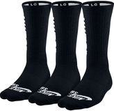 Nike Mens 3-pk. Crew Socks