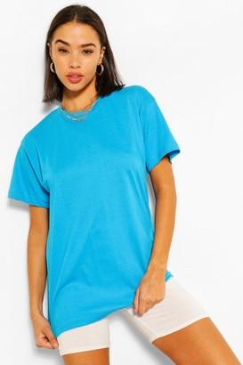 boohoo Basic Short Sleeve T-Shirt