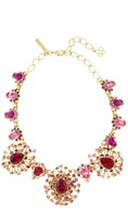 Oscar de la Renta Radiant Crystal Necklace