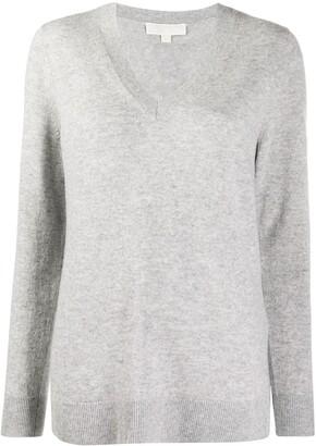 MICHAEL Michael Kors V-neck cashmere jumper