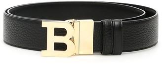 Bally Reversible B Buckle Belt