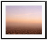 Sonic Editions Dusk in Los Angeles (Framed)