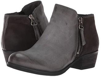 Miz Mooz Bangkok (Granite) Women's Boots