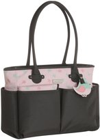 Carter's Luggage Tag Diaper Tote - Elephant Print