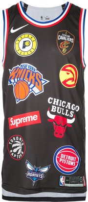 Supreme Nike/NBA Teams Basketball Jersey tank