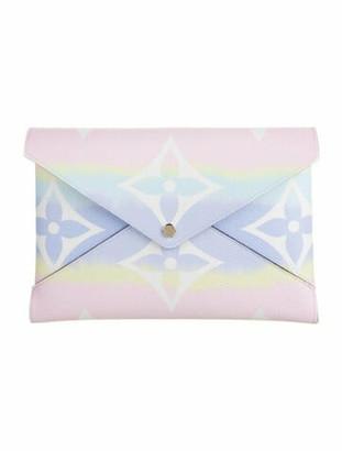 Louis Vuitton 2020 Kirigami Pochette GM Pink