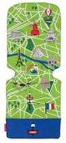 Maclaren Paris City Map Universal Seat Liner in Green