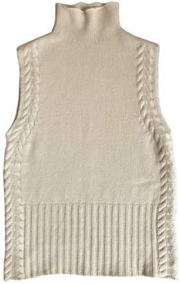 Malo Khaki Cashmere Knitwear