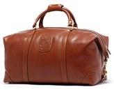 Ghurka Men's 'Cavalier Ii' Travel Duffel Bag - Brown