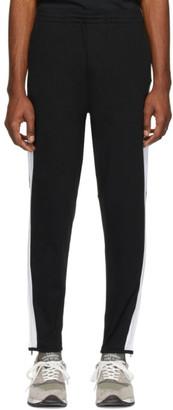 Polo Ralph Lauren Black Interlock Sweatpants