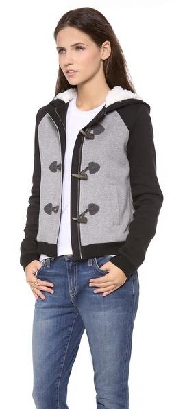 Splendid Alpine Toggle Jacket