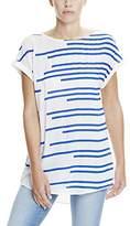 Bench Women's Oversized Easy Printed Shirt T-Shirt