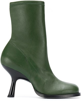 Simon Miller Tee-heel ankle boots