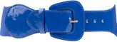 Elicia Patent Waist Belt