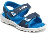 Lotto S8144 Sandals Kid Blue Blue