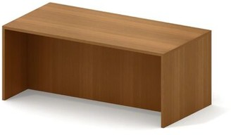 """Steelcase Campfire Rectangular Conference Table Finish: Natural Cherry, Size: 40"""" H x 96"""" W x 48"""" D"""