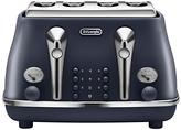 De'Longhi Elements 4-Slot Toaster