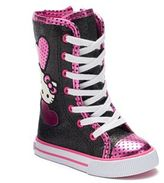 Hello Kitty Zowie Toddler Girls' High-Top Sneakers