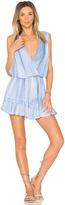 Indah Balmy Mini Dress