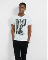 Express EXP new york graphic t-shirt
