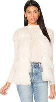 Unreal Fur Malibu Dream Faux Fur Vest