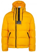Kenzo Marigold Quilted Shell Jacket