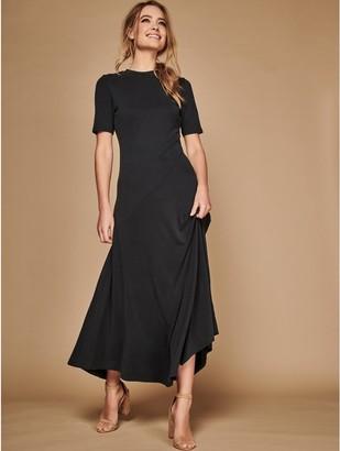 M&Co Sonder Studio asymmetric midi dress