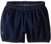 Nununu Denim Yoga Shorts (Little Kids)