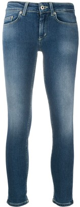 Dondup Monroe low-rise skinny jeans