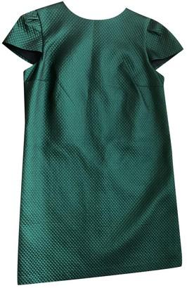 Les Prairies de Paris Green Dress for Women