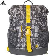 adidas Grey Abstract Print Backpack